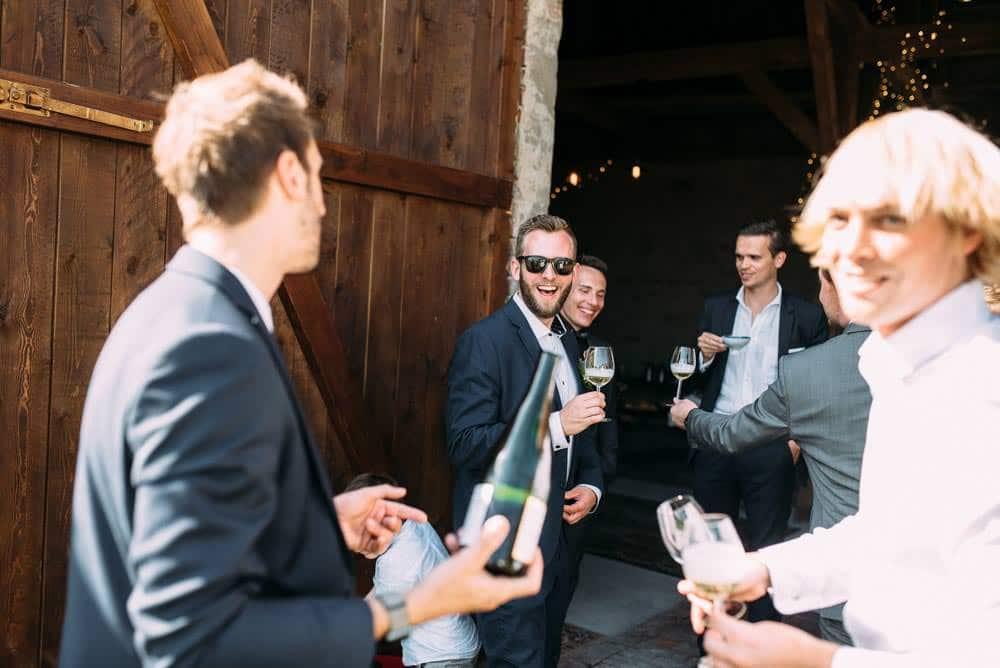 Bohohochzeit in der Hochzeitsscheune Glücksburg