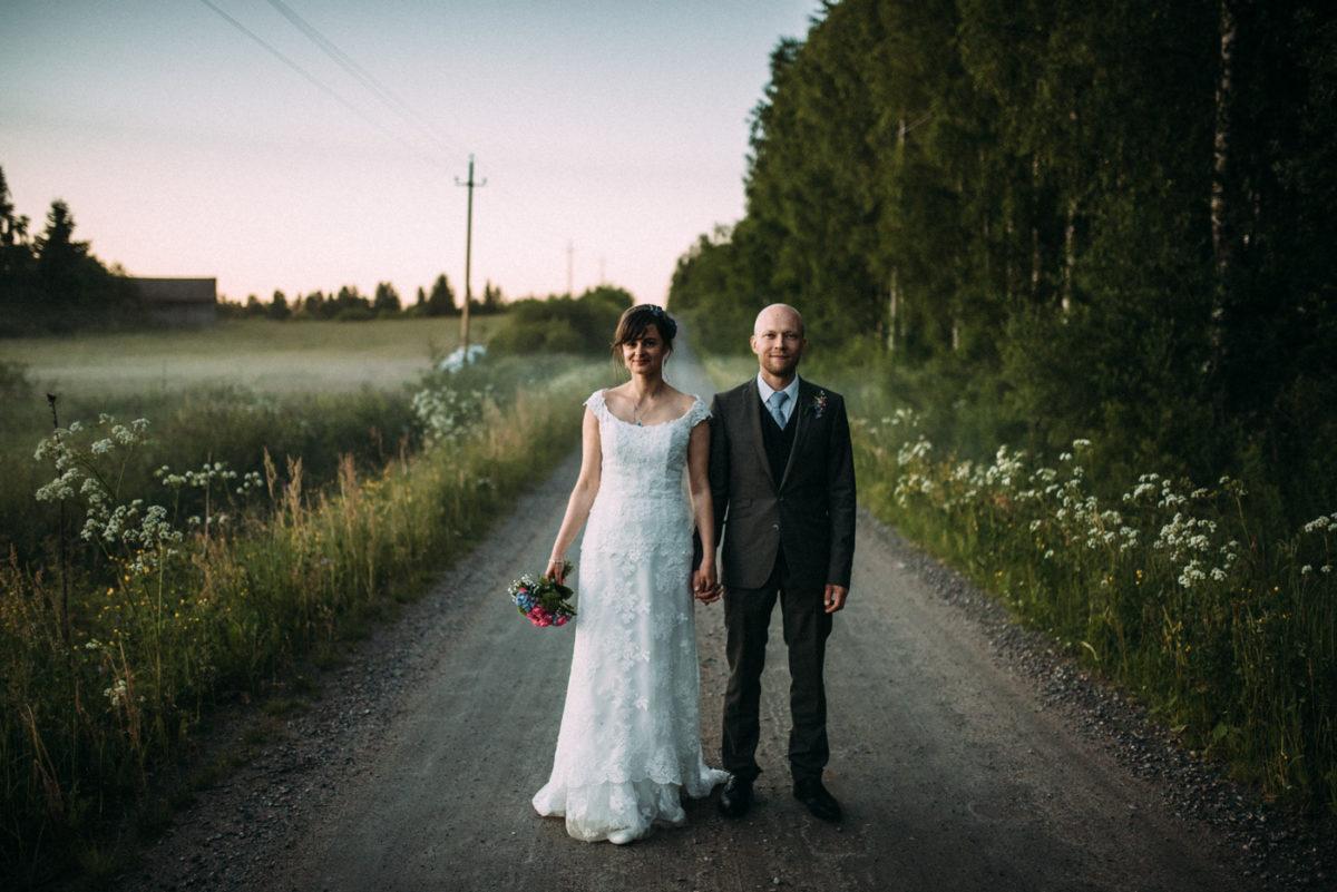 Hochzeit Finnland freie Trauung Ausland