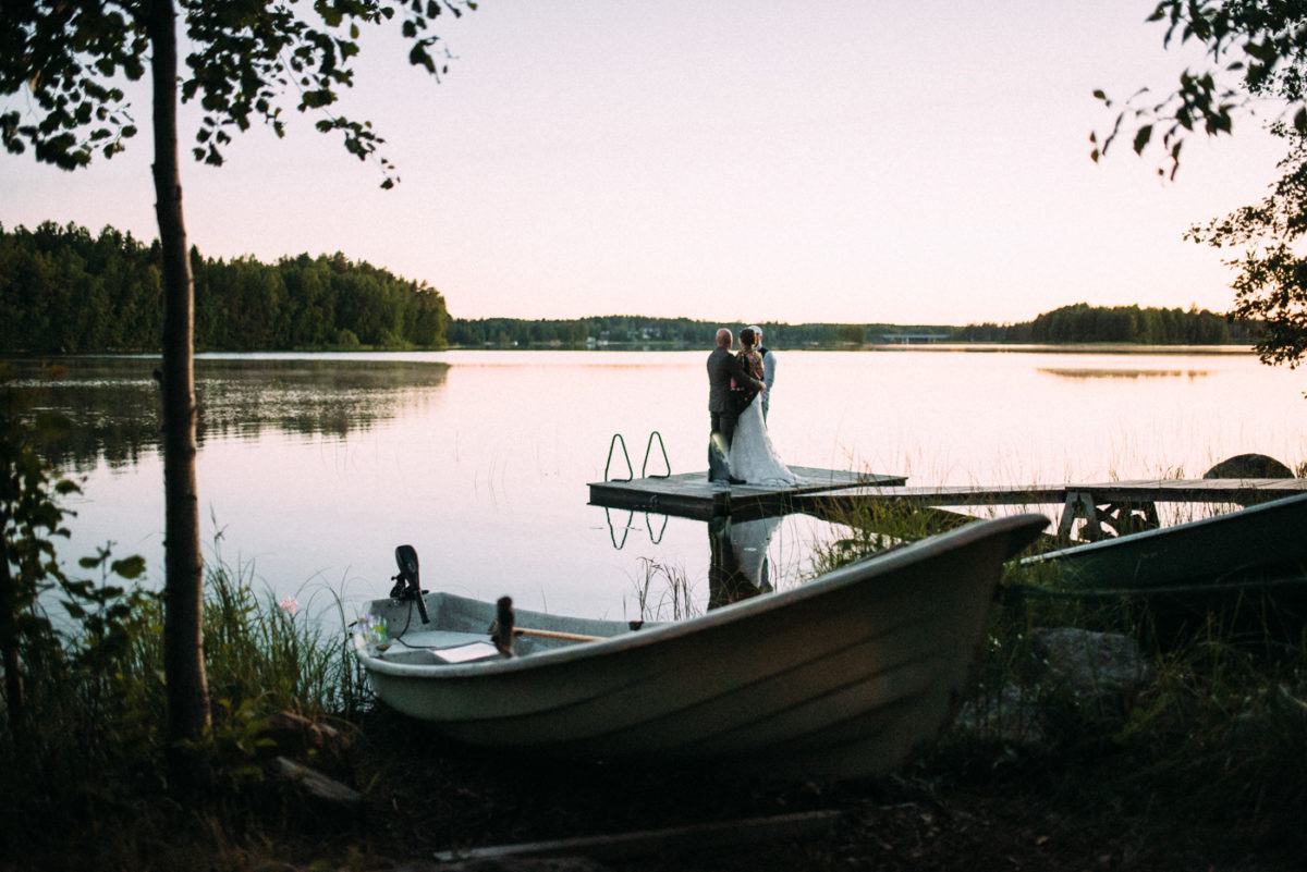Destination Wedding Finnland