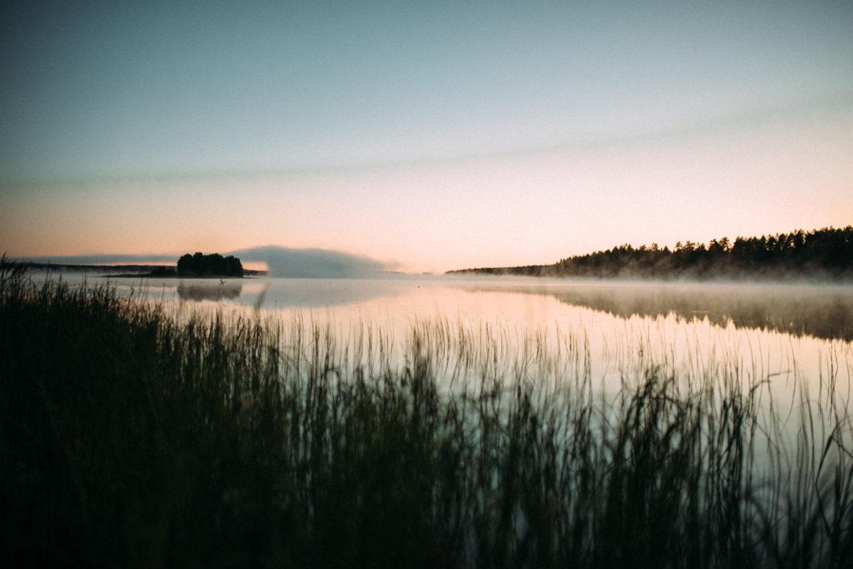 Finnland Seelandschaften