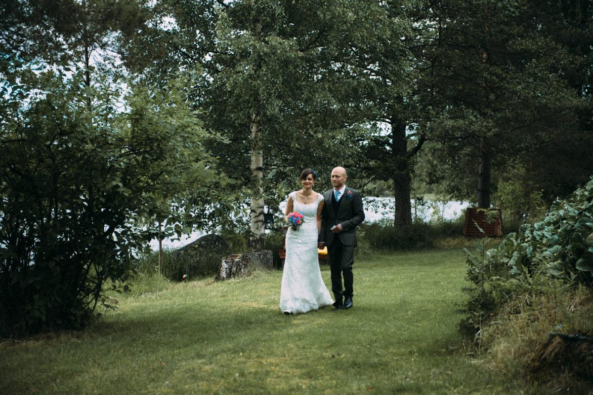 Destination Wedding Finnland auf zur Trauung
