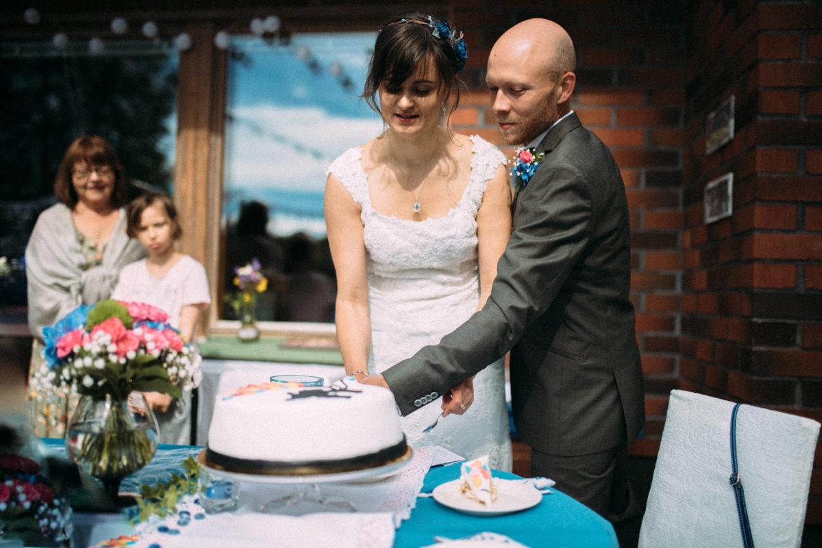 Destination Hochzeit Finnland