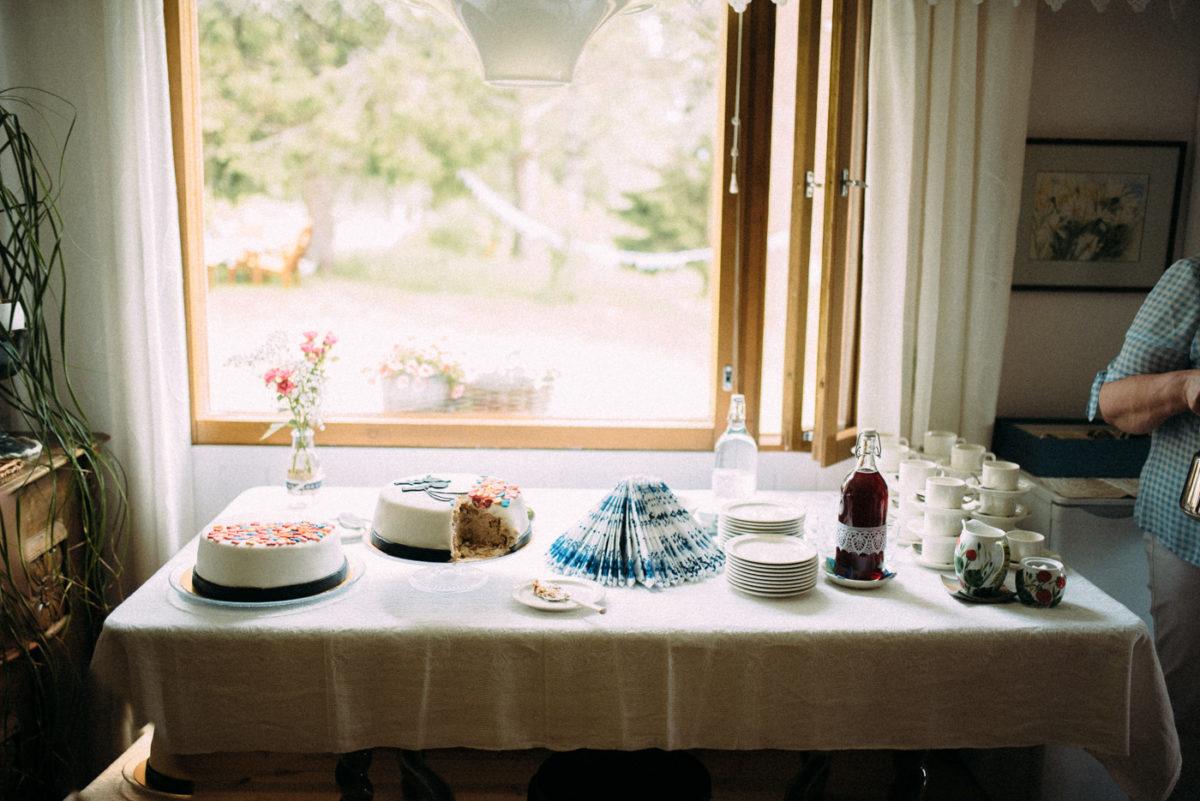 DIY Kuchen und Torte Hochzeit