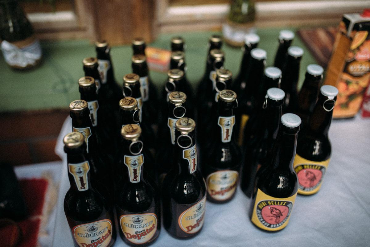 Bubi Helles deutsches Bier in Finnland