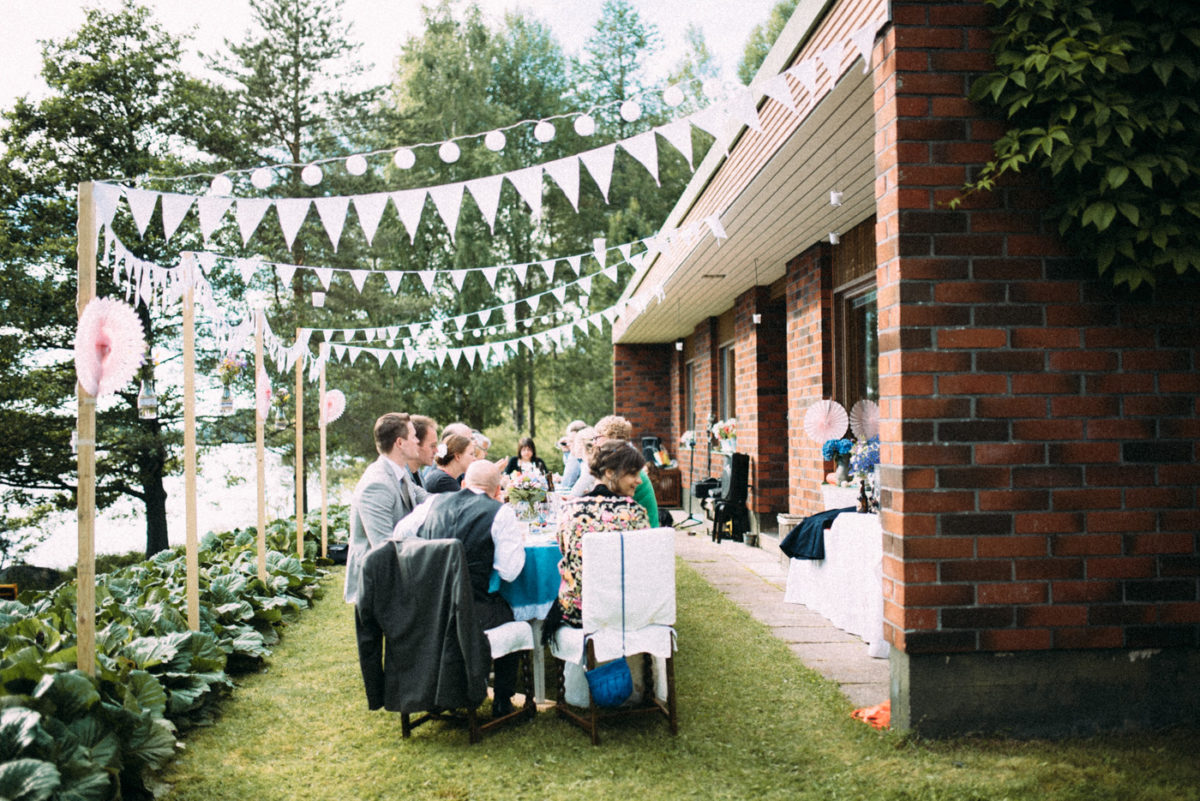Destination Hochzeit Finnland location