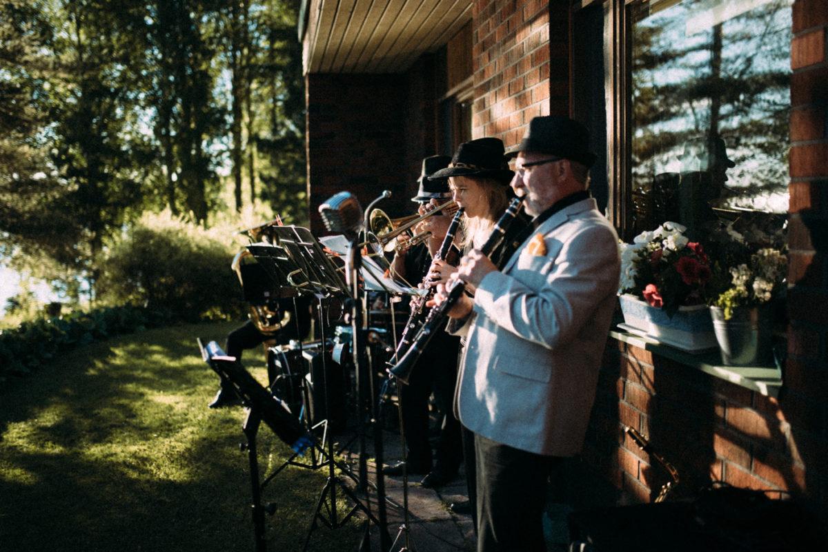 Dixieland Band Hochzeit