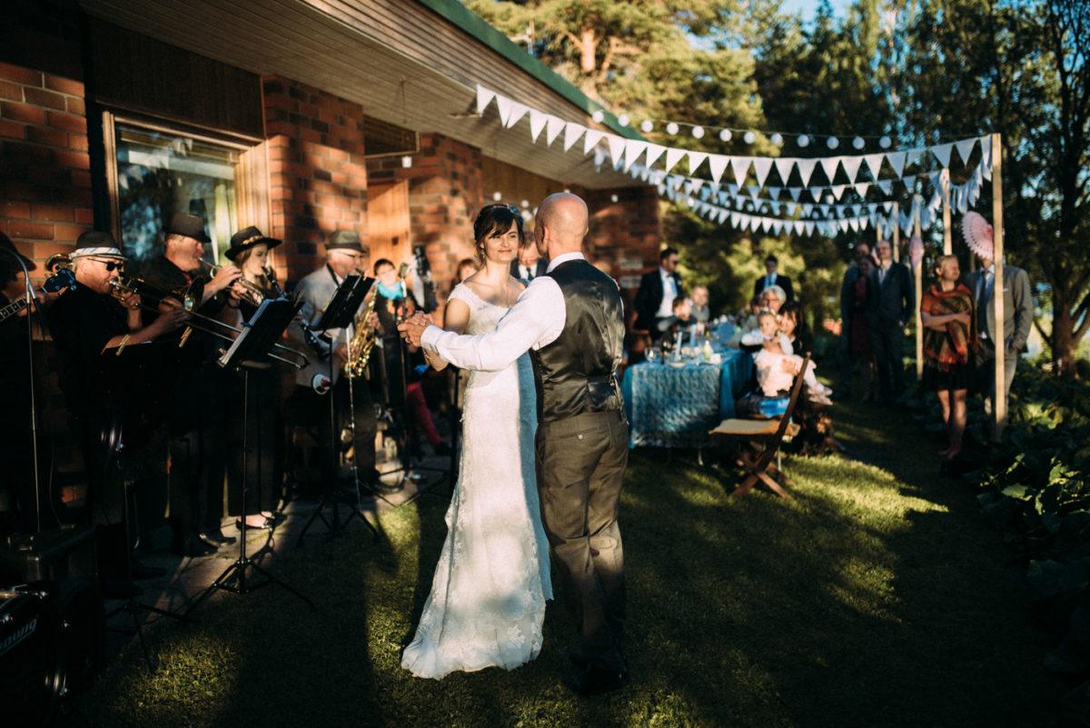 Destination Wedding Finnland First Dance