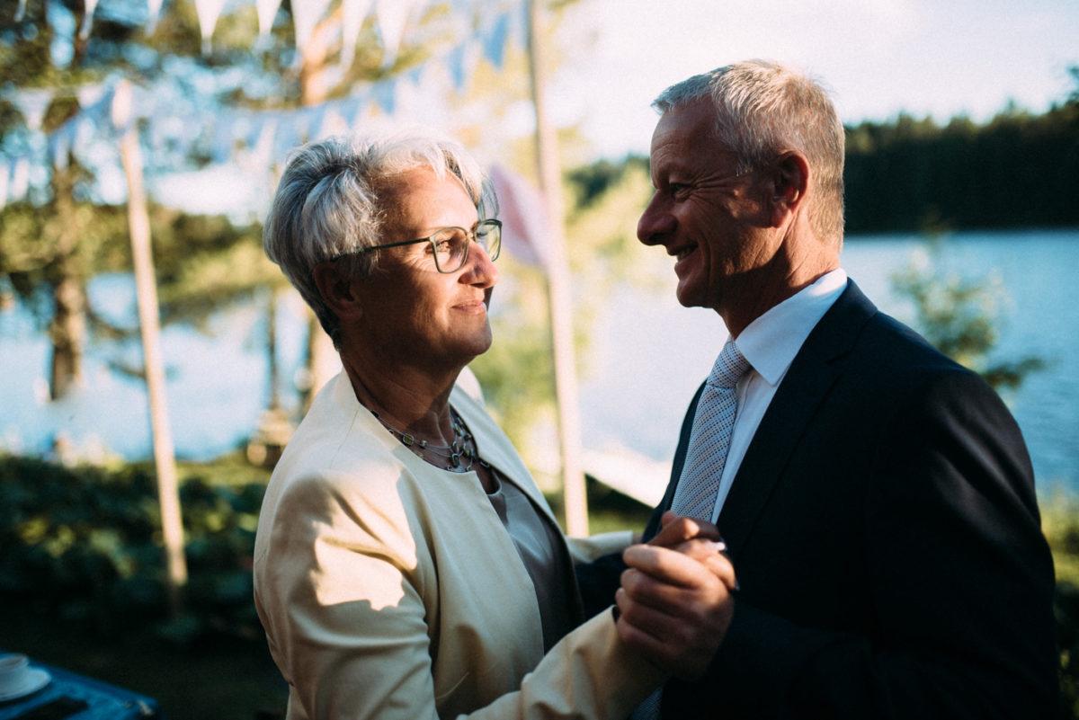 Hochzeit im Freiem feiern