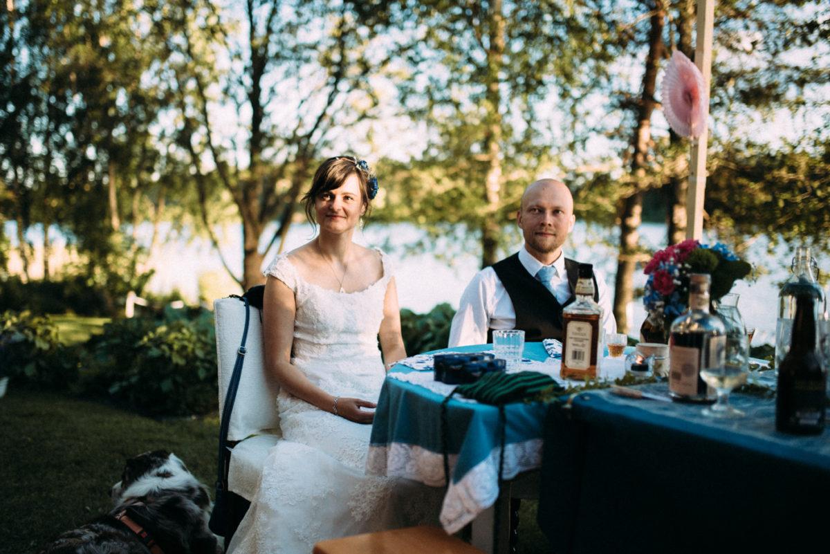 Hochzeit im Freien feiern