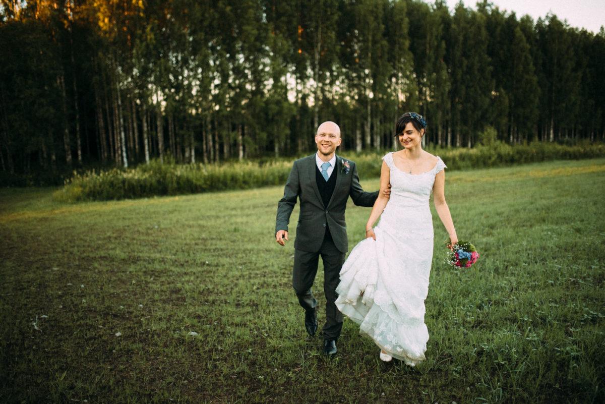 Destination Wedding Finnland couple shots