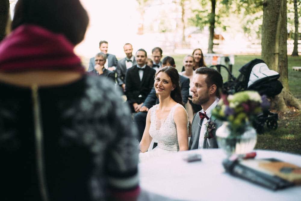 Momente Hochzeit Trauung