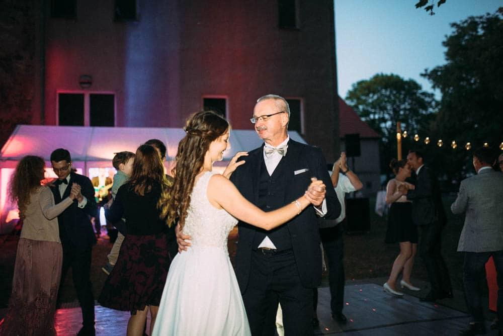 Hochzeitstanz mit Brautvater