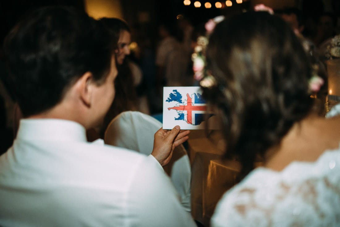 Island Hochzeit