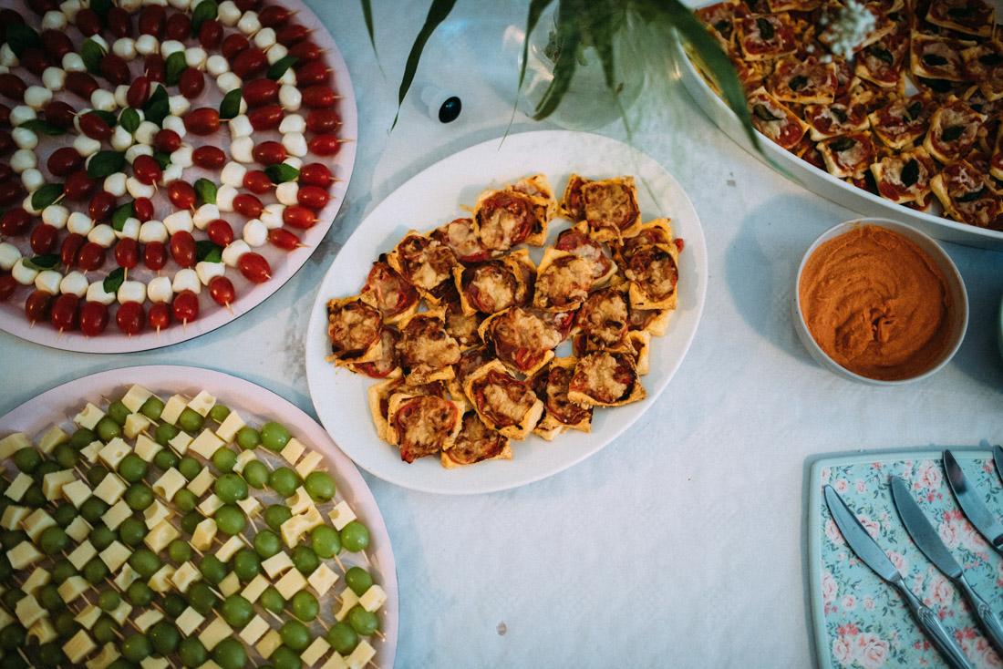 DIY Essen Hochzeit