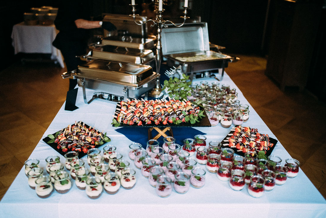 Catering Bäckerei Forbriger Hochzeit