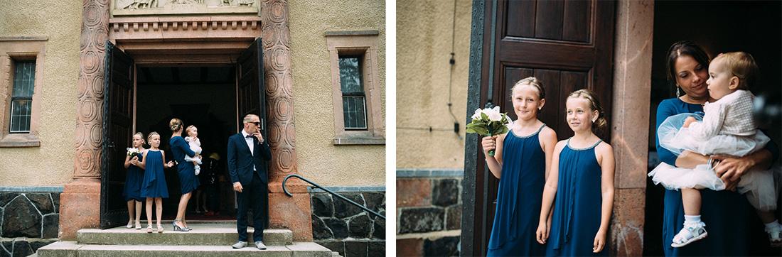 Hochzeit Christuskirche Lichtentanne