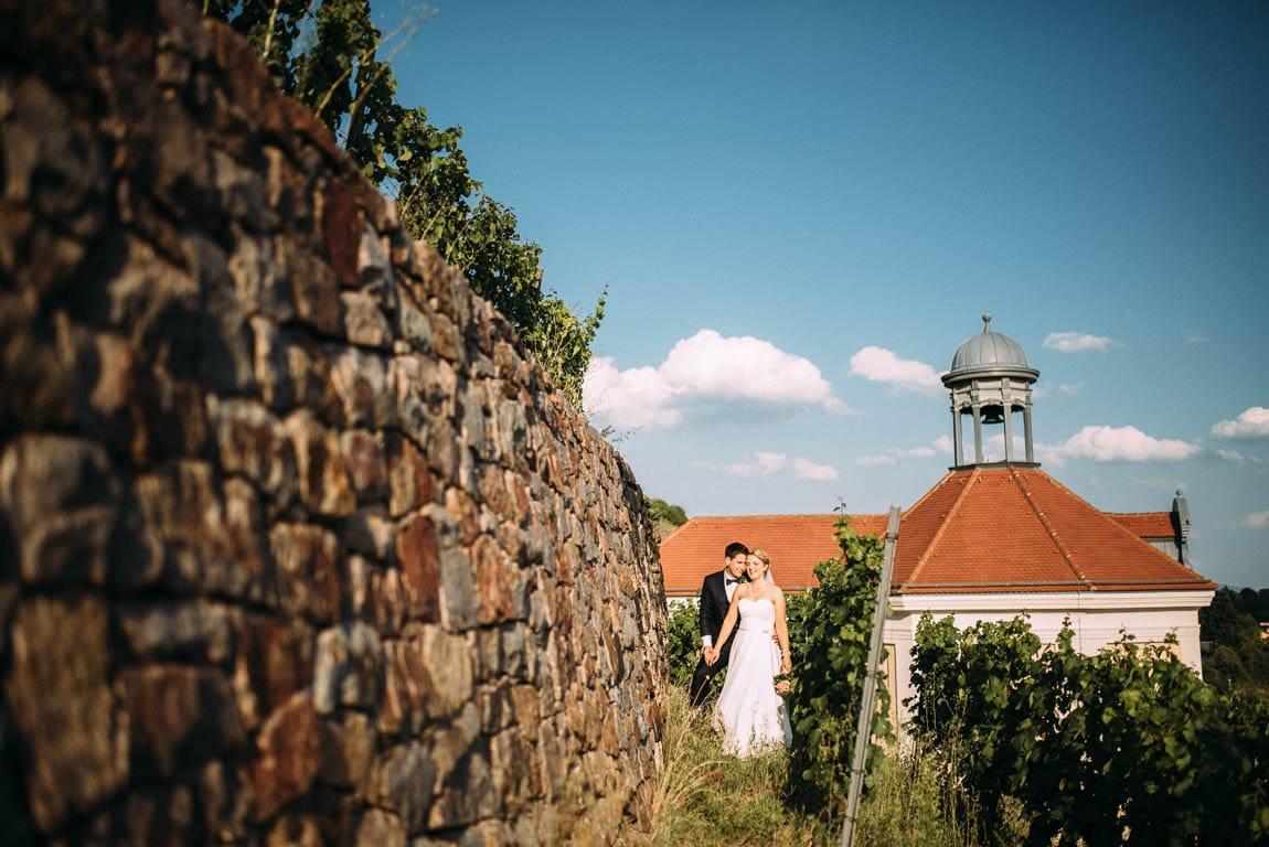 Hochzeitsfotograf Dresden - Schloss Wackerbarth
