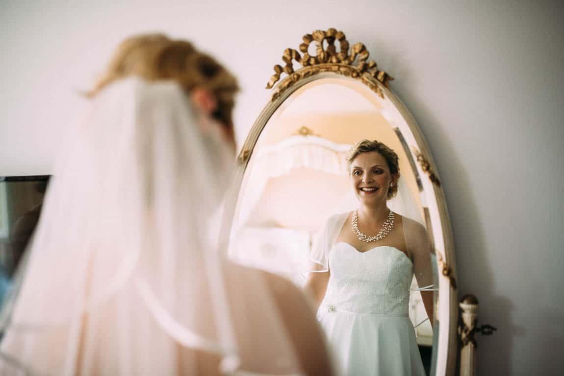 Braut ist fertig!
