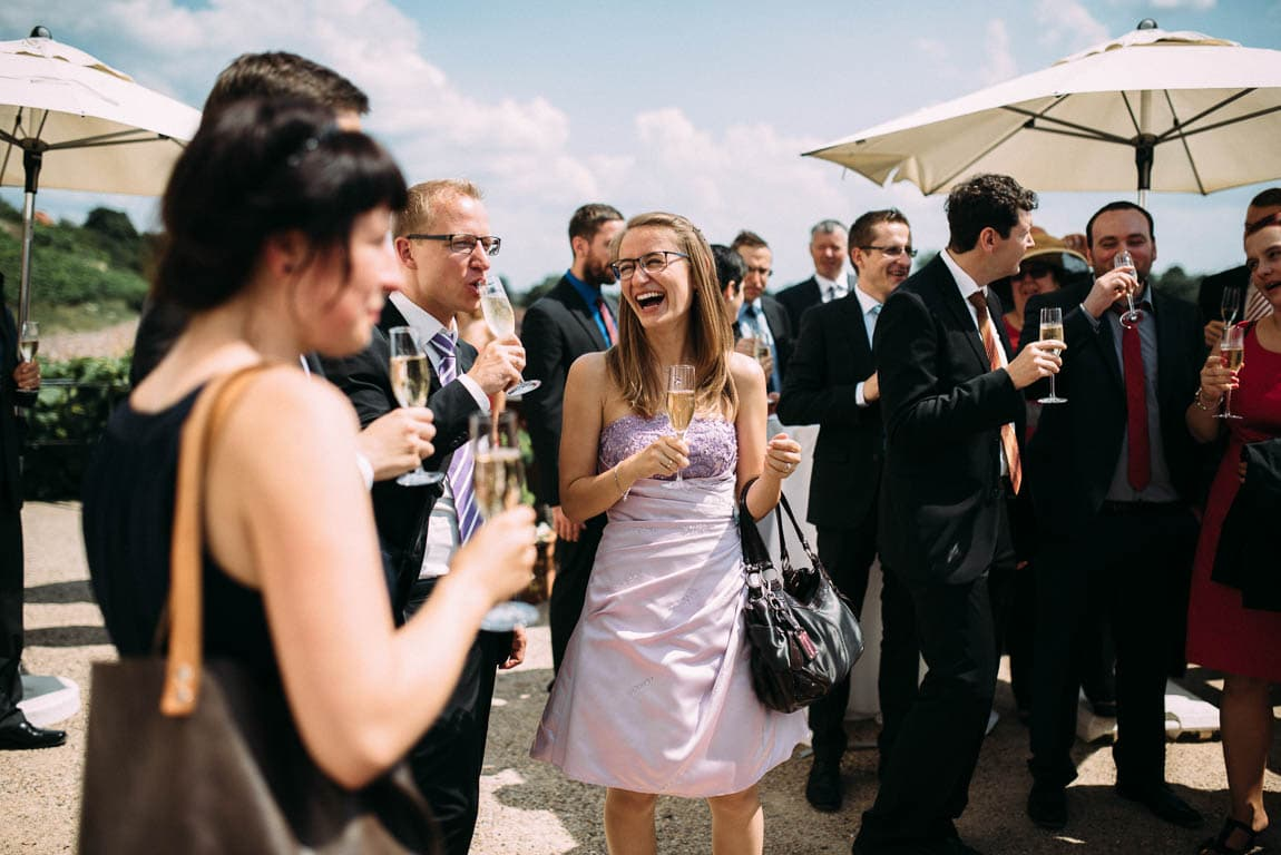 Momente Reportage Hochzeit