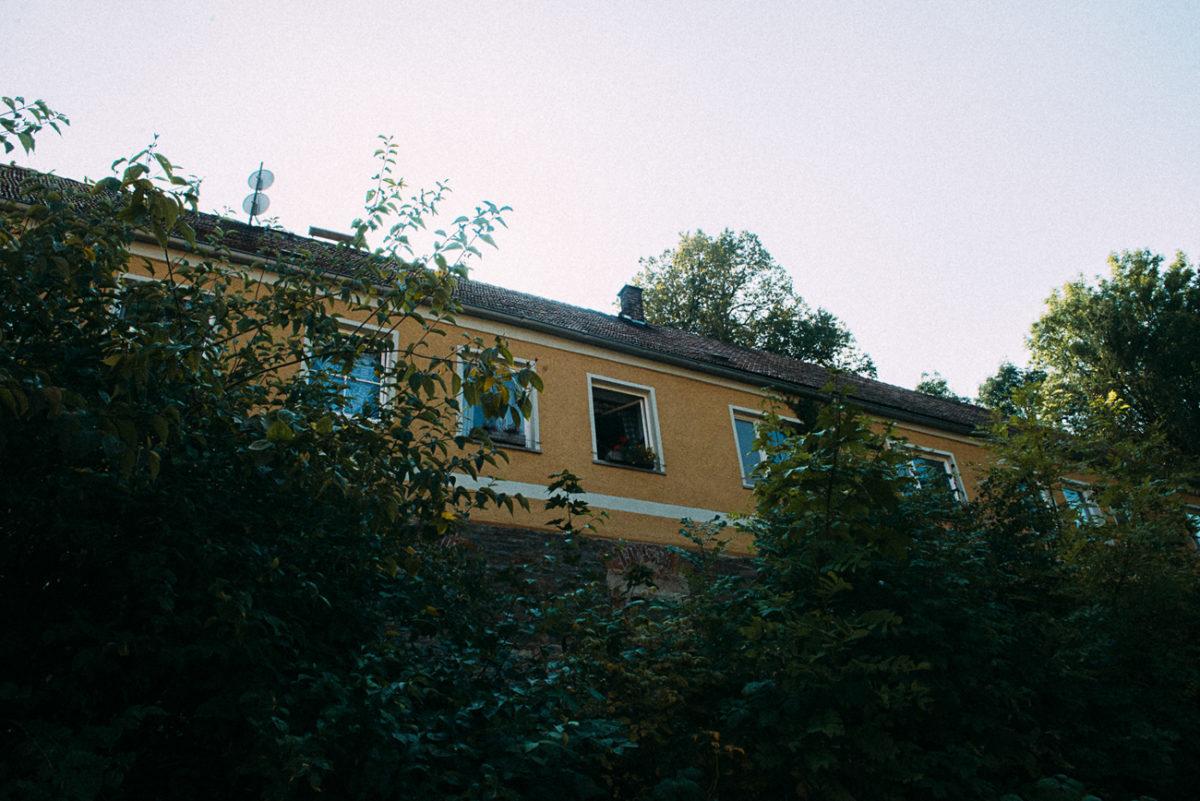 Moderne Scheunenhochzeit Gut Neumark Boho