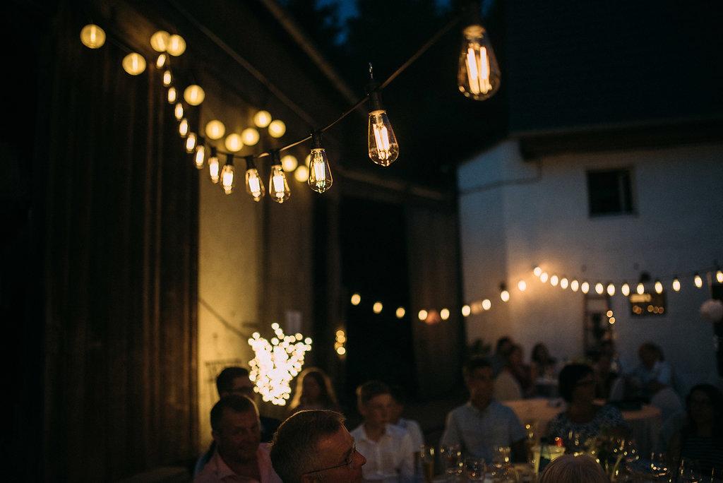 Vintage Retro Lichterkette 10 Meter Für Hochzeit Mieten Leihen