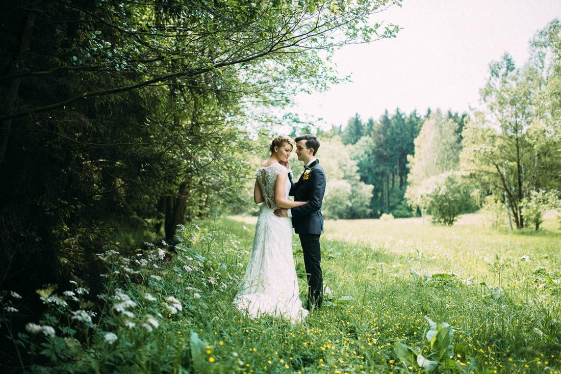 Vintage Hochzeit Vintagekleid Otto Paul Anzug Hochzeit Bräutigam MG Moden Zwickau